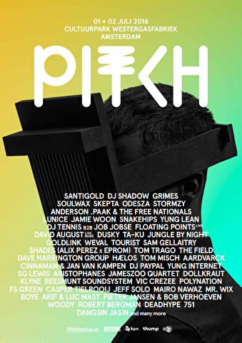 Pitch Festival (flyer)