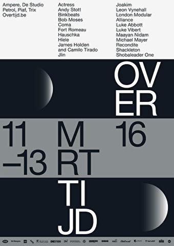 Over Tijd (flyer)