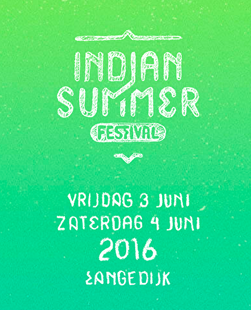 Indian Summer Festival (flyer)