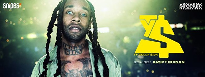 Ty Dolla $ign (flyer)