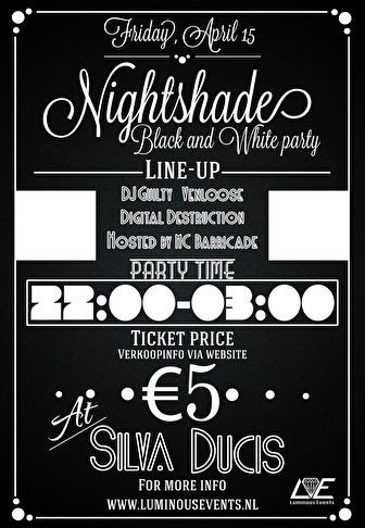 Nightshade (flyer)