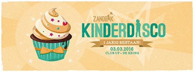 Kinderdisco (flyer)