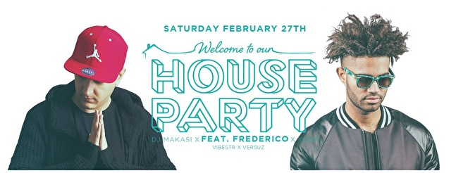 House Party (flyer)