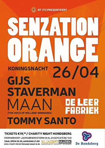 Senzation Orange (flyer)