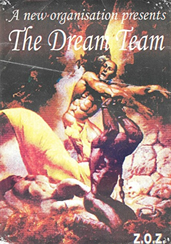 The Dream Team (flyer)