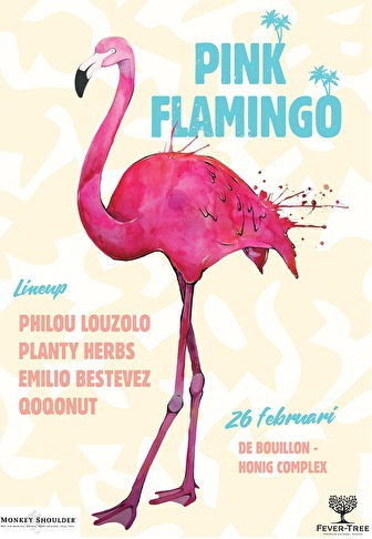 Pink Flamingo (flyer)