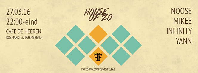 House of Zo (flyer)