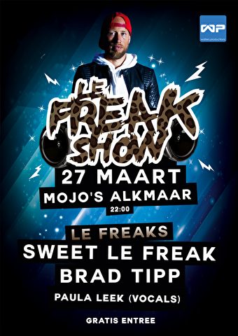 Le Freak Show (flyer)