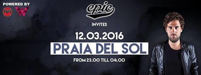 Epic Invites (flyer)