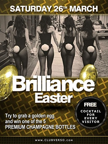 Brilliance Easter (flyer)