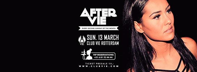 AfterVie (flyer)
