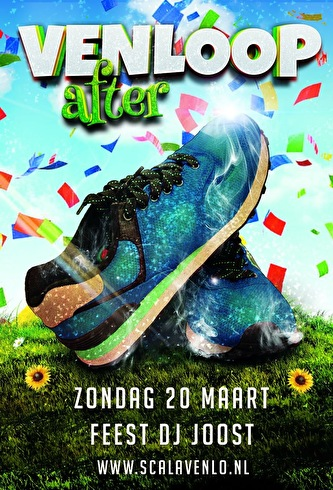 Venloop After (flyer)