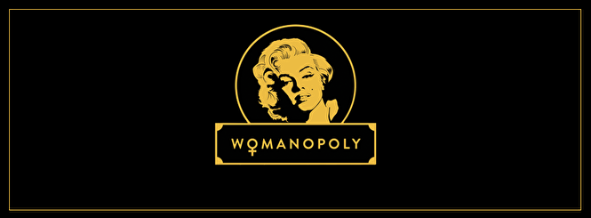 Womanopoly (flyer)