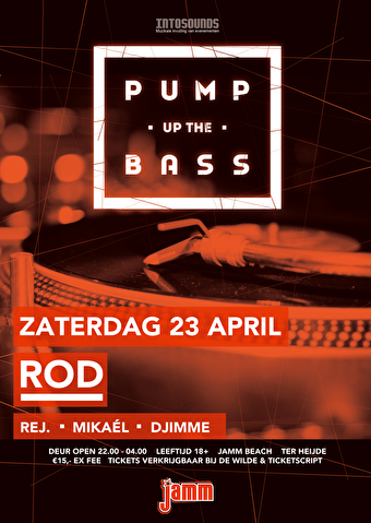 Pump Up The Bass (flyer)