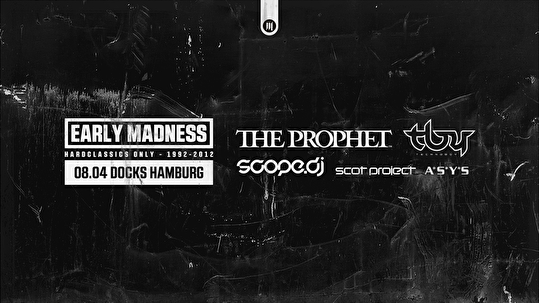 Early Madness (flyer)