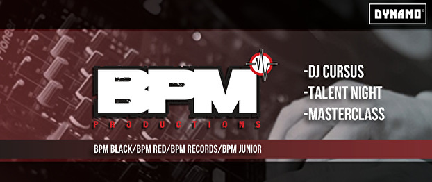 BPM Black (flyer)