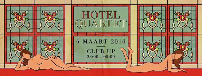 Hotel Quartet (flyer)