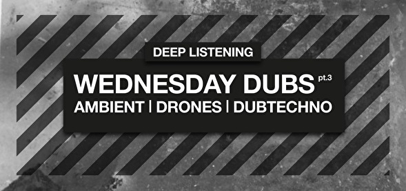 Wednesday Dubs (flyer)