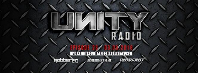 UNITY Radio (flyer)