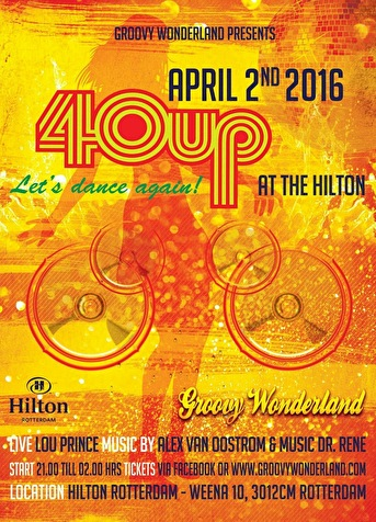 40UP (flyer)