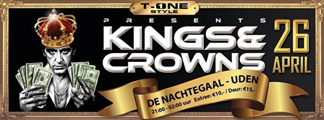 Kings & Crowns (flyer)