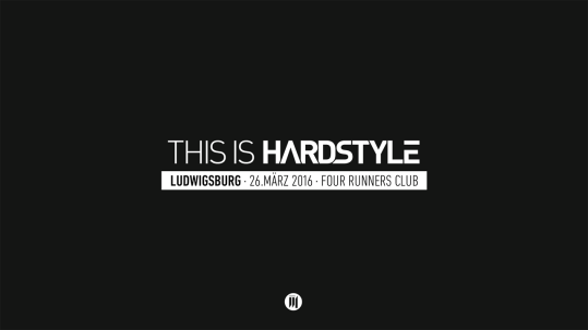This is Hardstyle (flyer)