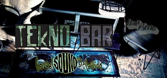 Tekno Bar (flyer)