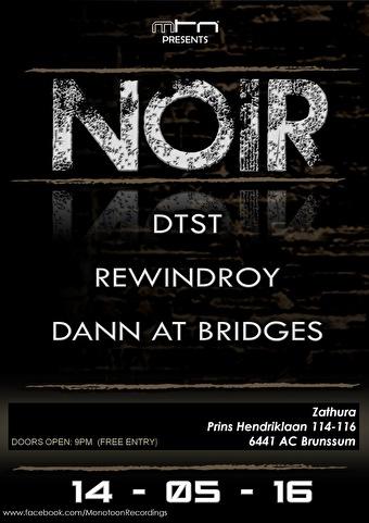 NOIR (flyer)