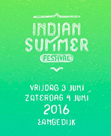 Indian Summer Festival (flyer)