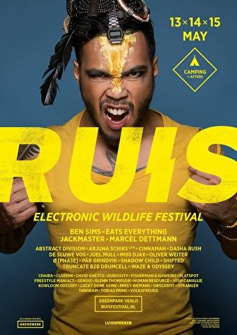 Ruis Festival (flyer)