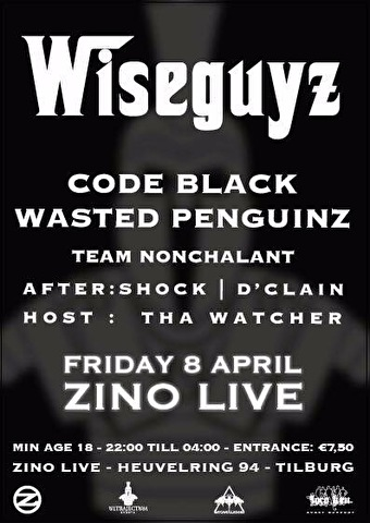 WiseguyZ (flyer)