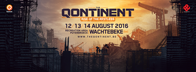 flyer The Qontinent