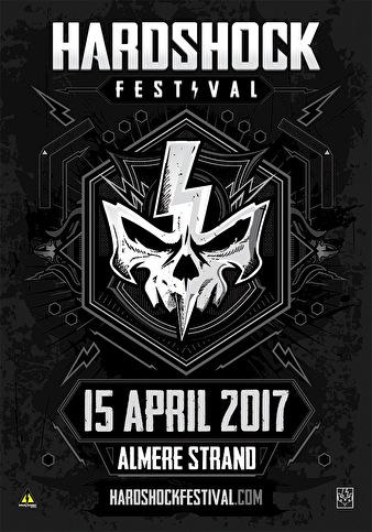 Hardshock Festival (flyer)