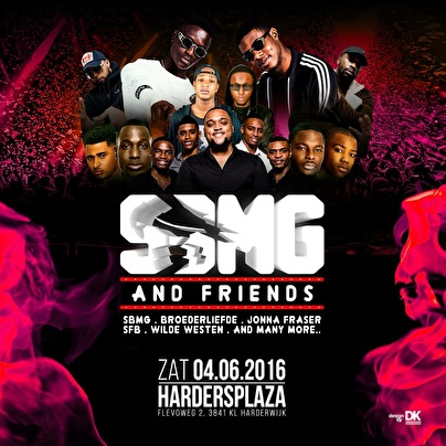 flyer SBMG & Friends