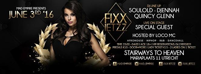 Fixx Ietzz (flyer)