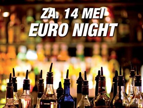 Euro night (flyer)