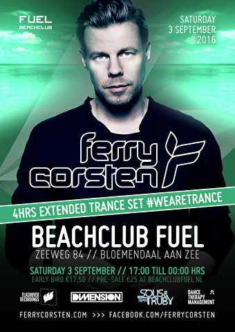 flyer #WeAreTrance