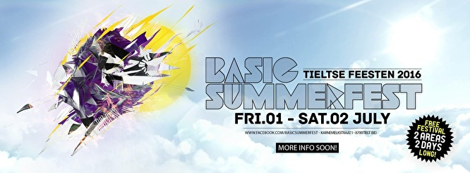 Basic Summerfest Day 1 (flyer)