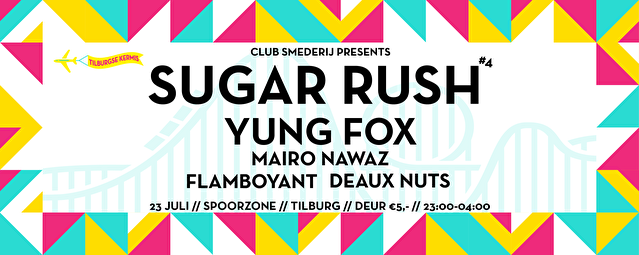 Sugar Rush 4 (flyer)