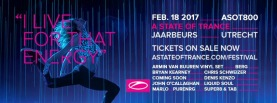 A State of Trance Festival (flyer)