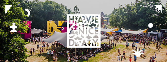 Have A Nice Day Festival (flyer)