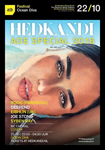 flyer Hed Kandi ADE Special