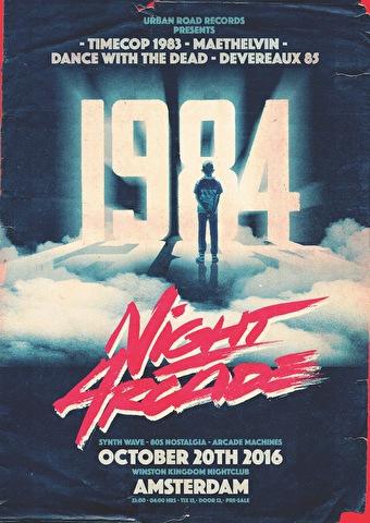 1984 2016 - Tickets, line-up & info