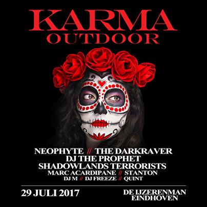 Karma Outdoor (flyer)