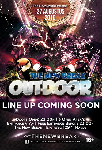 Break Outdoor (flyer)