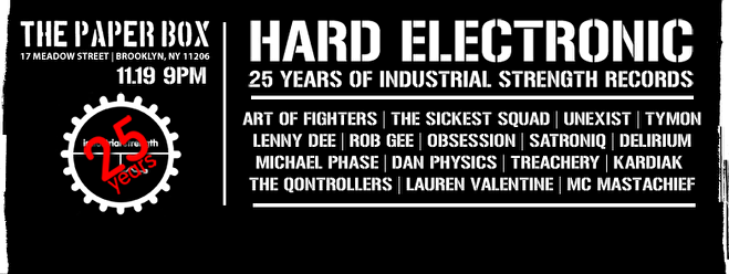 flyer Hard Electronic