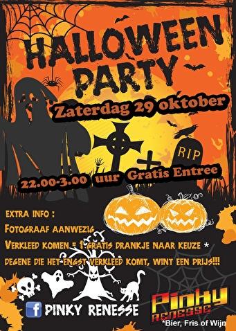 Halloween Bier.Halloween At Pinky Halloween Party 29 October 2016