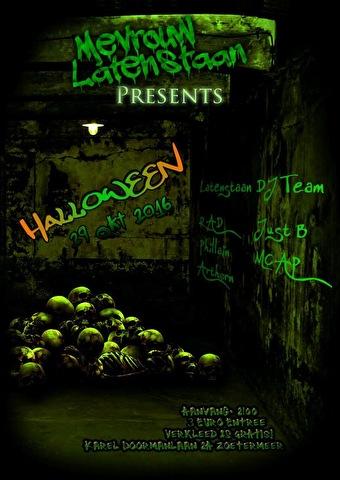 Halloween Zoetermeer.Latenstaan Halloween Party 29 Oktober 2016 Latenstaan