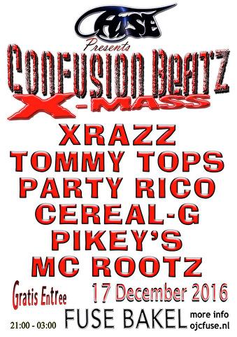 Confusion Beatz (flyer)