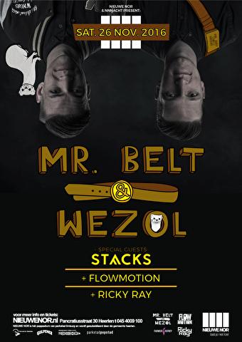 Mr. Belt & Wezol (flyer)